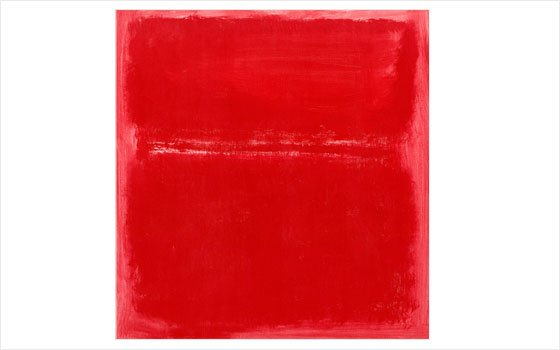 Mark Rothko, Untitled, 1970, acrylic on canvas