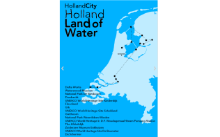 Tradekit Holland, Land of Water