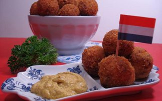 typical dutch dishes