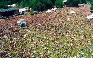 Parkpop The Hague