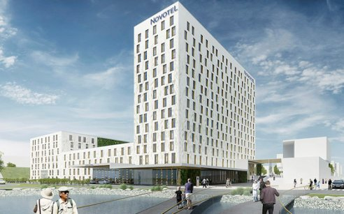 Accor Hotels opens Novotel Amsterdam Schiphol Airport