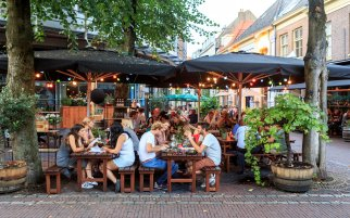 5x restaurants in Arnhem