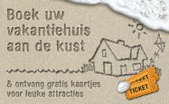 Zon, zee... gratis tickets!