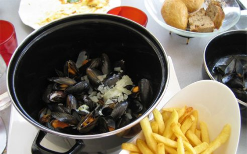 Taste the season: Zeeland mussels