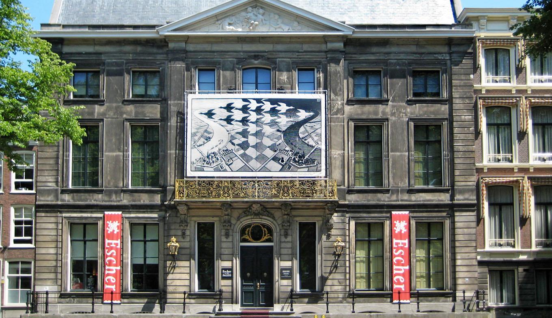 Escher in Het Paleis - Ontdek het museum in Den Haag - Holland.com