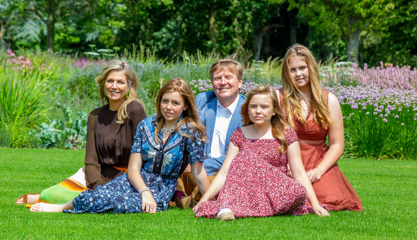 Everything about the Dutch royal family and the royal palaces - Holland.com