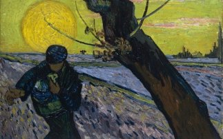 In the footsteps of Vincent van Gogh
