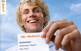 Mr. Holland destination report Amsterdam 2013