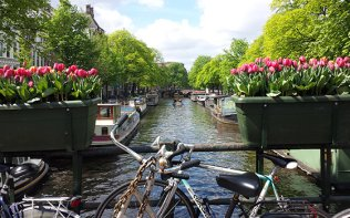 Enjoy the canals