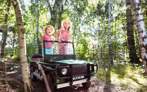 Center Parcs holidays with kids
