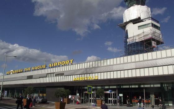 Flughafen In Holland