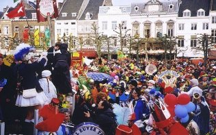 Carnival in Holland