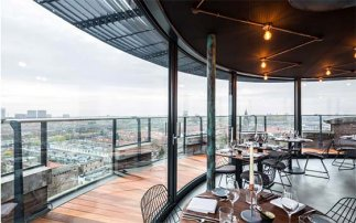 Holland's Finest: Top 10 rooftop terraces