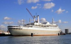 Le ss Rotterdam