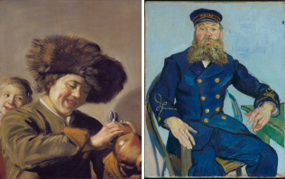 Frans Hals and the Moderns