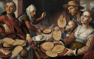 Visit the exhibition Bosch tot Bruegel