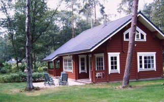 Holiday parks at Veluwe